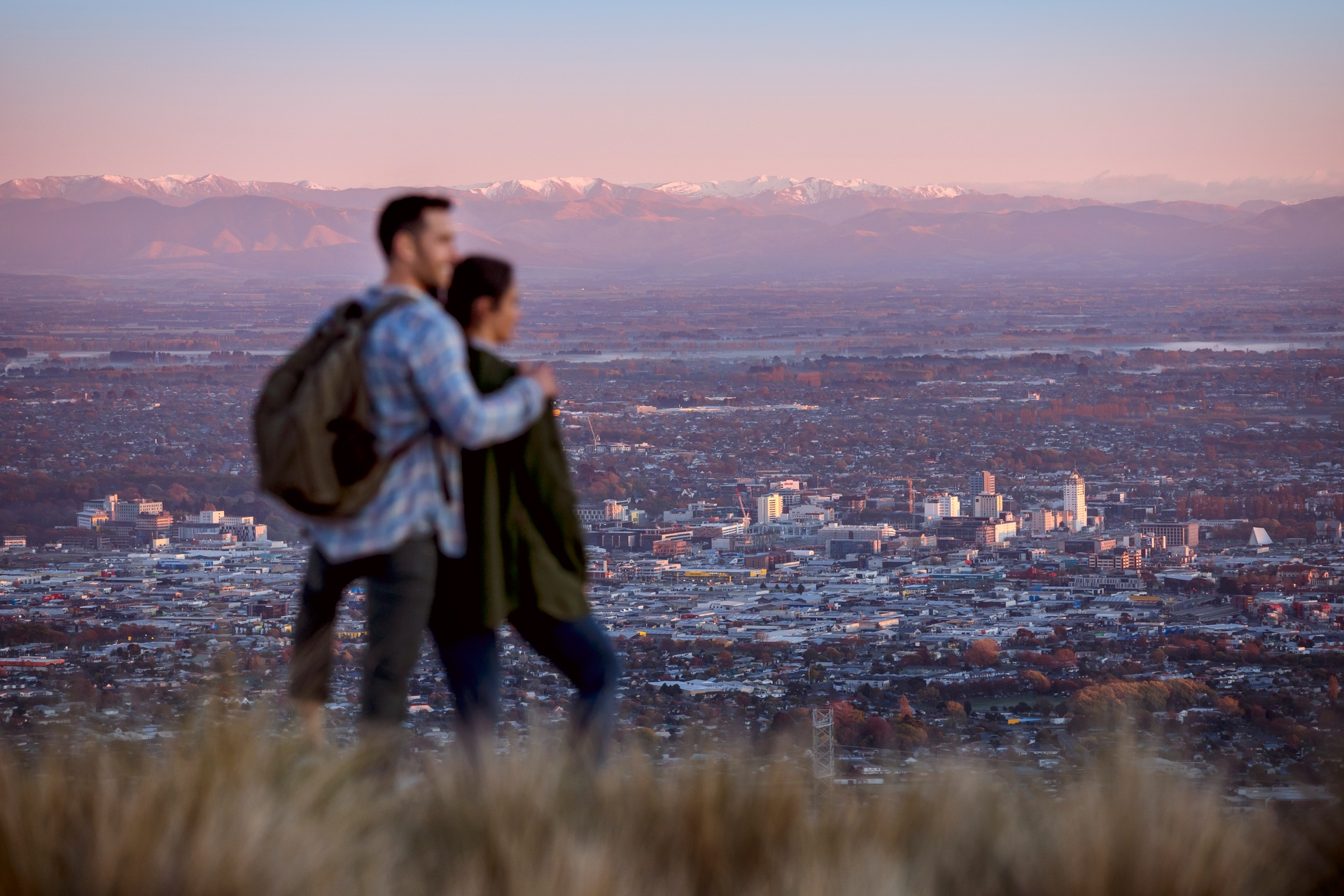 Port Hills - Christchurch - Luxury Touring New Zealand