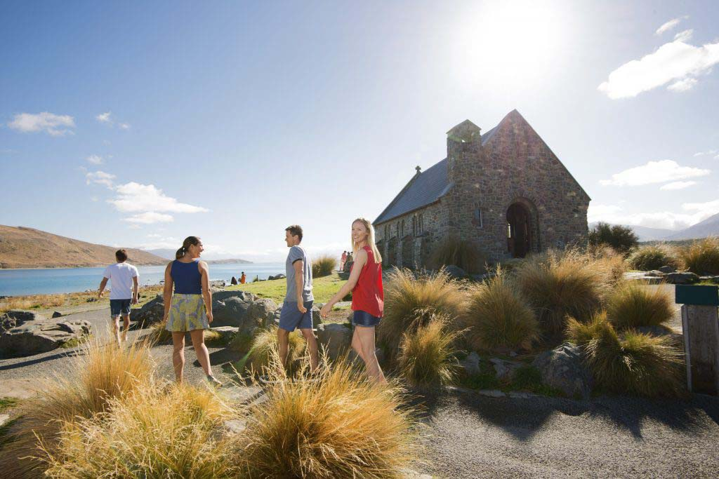 Tekapo Church - Luxury Touring