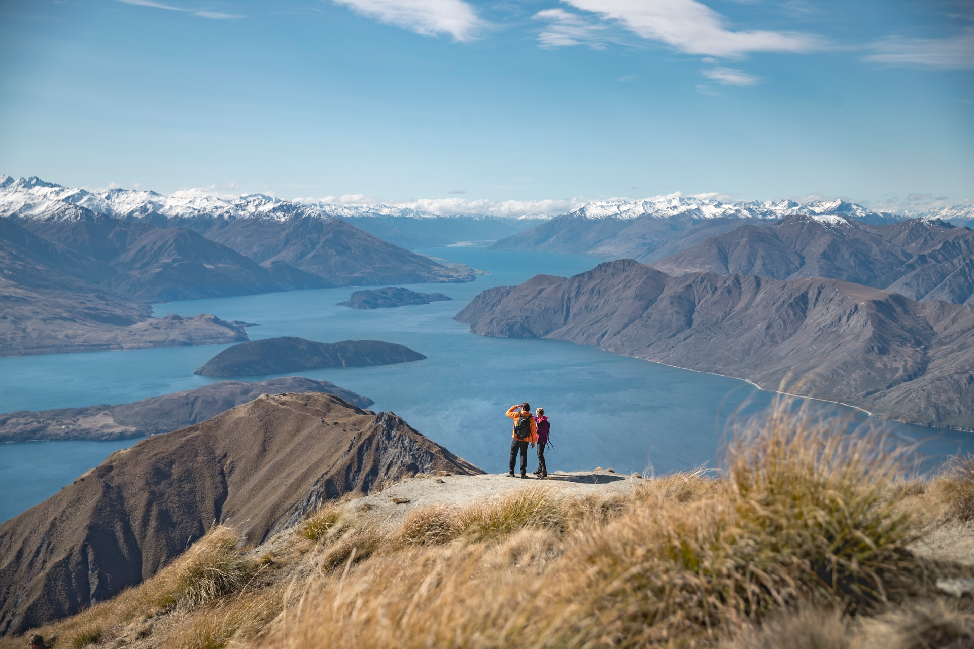 Roys Peak - Wanaka - Luxury Touring New Zealand