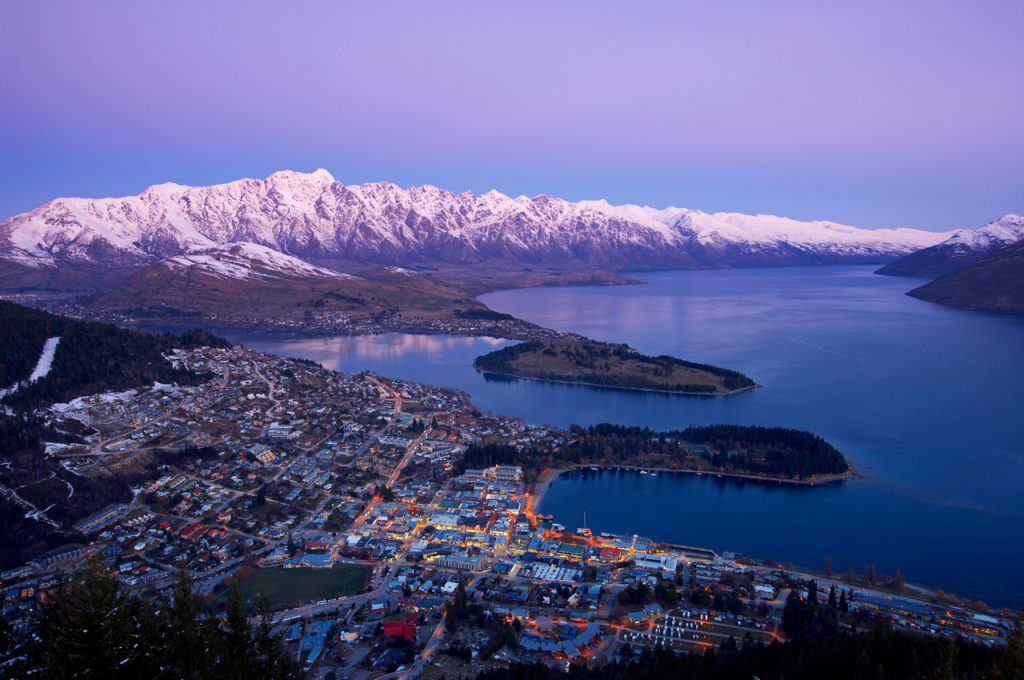 Luxury Touring New Zealand | Queenstown