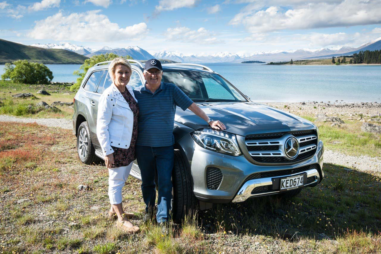 Luxury Touring - South Island - New Zealand