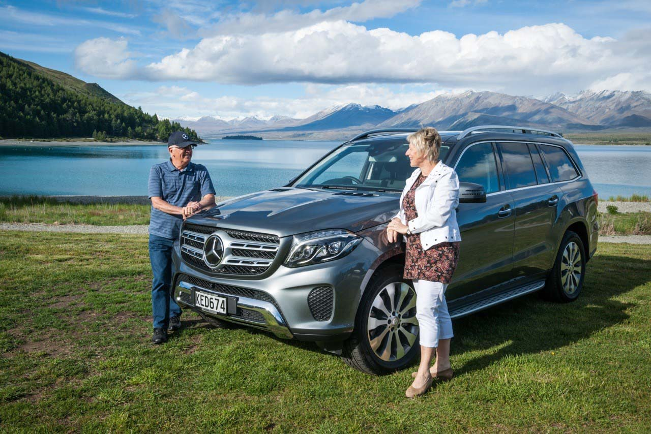 Luxury Touring, South Island, New Zealand