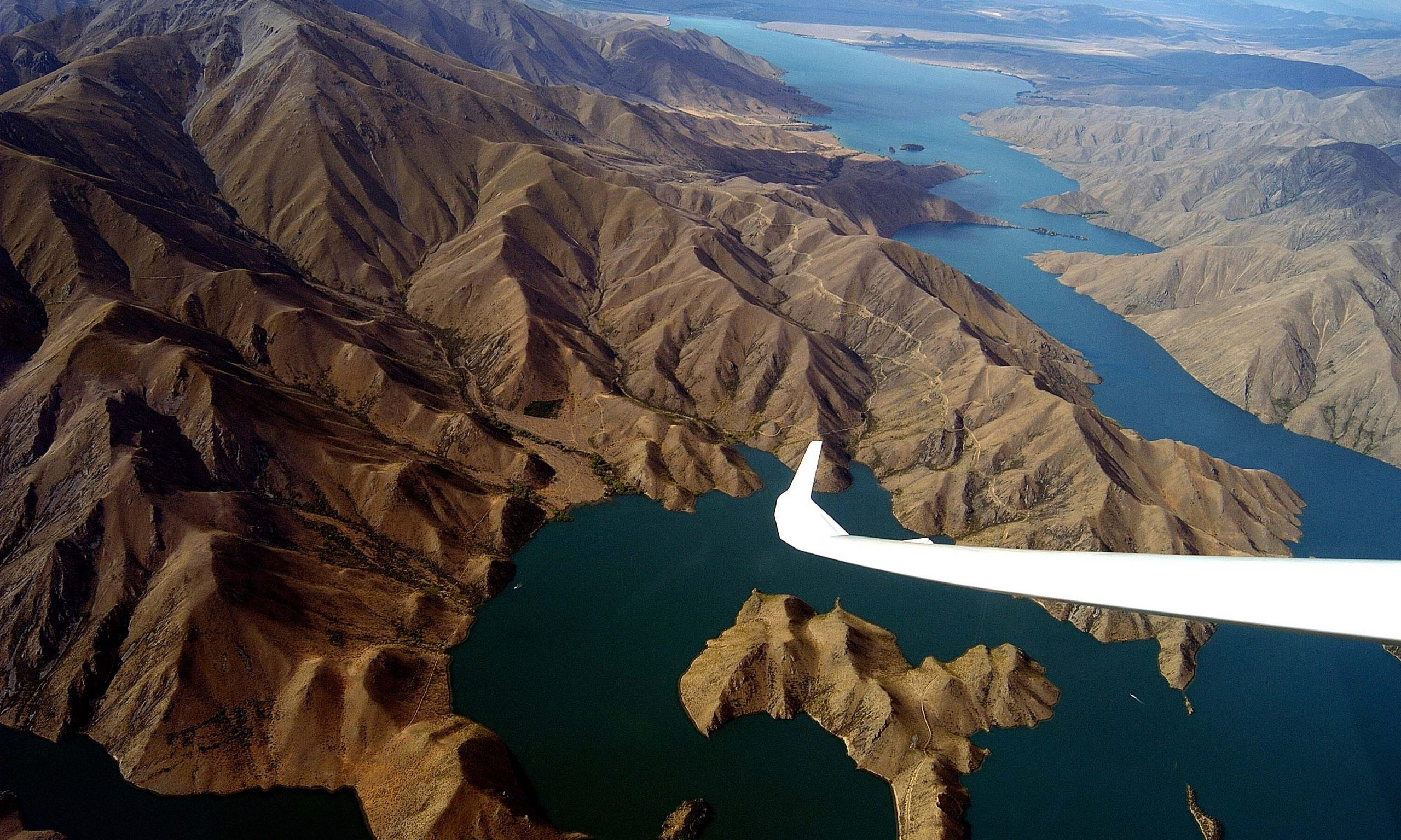 Luxury Touring, Glider Flights, New Zealand