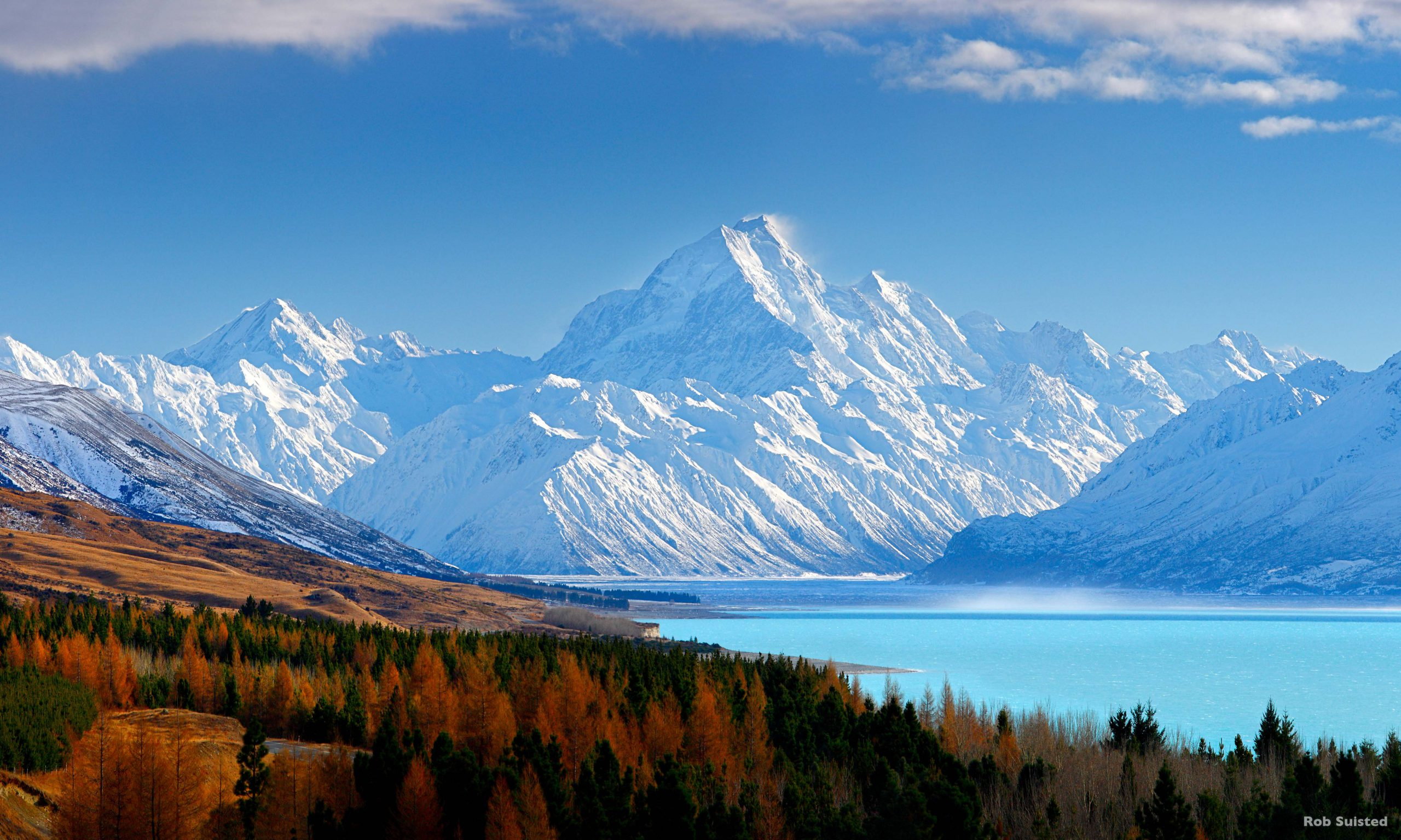 Aoraki Mt Cook - Luxury Touring - New Zealand