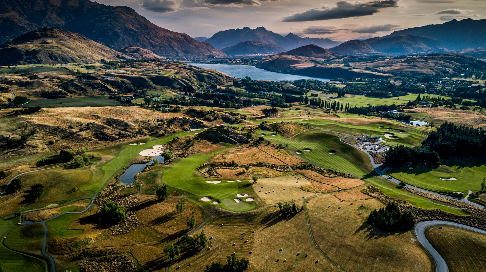 The Hills - Golf Course