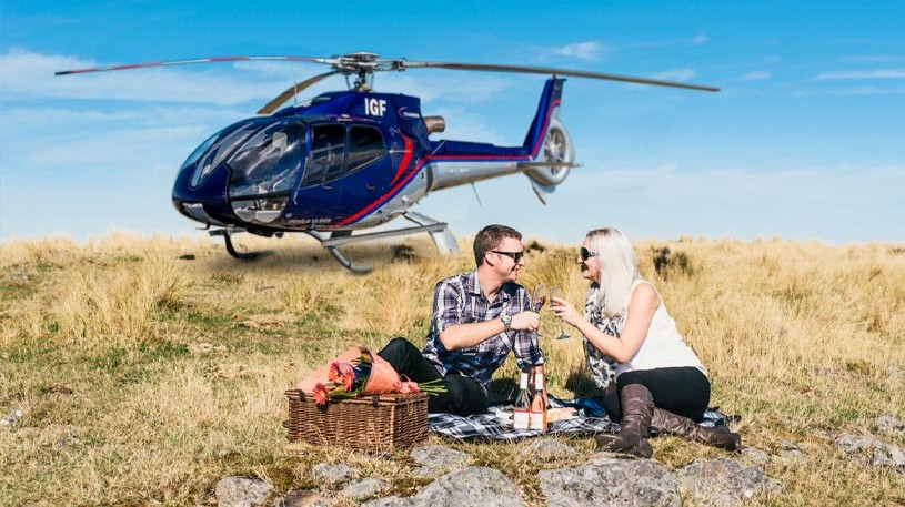 Garden City Helicopters - Luxury Touring New Zealand